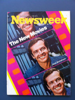 1970 Newsweek December 7 Jack Nicholson Excellent Great looking cover