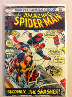 Spiderman #116 The Smasher Jan 73 Fine