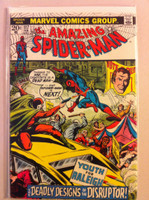 Spiderman #117 The Distruptor Feb 73 Very Fine