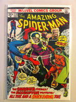 Spiderman #118 The Smasher and the Disruptor Mar 73 Very Good to Fine