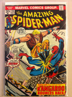 Spiderman #126 The Kangaroo Nov 73 Very Good to Fine