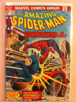 Spiderman #130 Hammerhead Mar 74 Fine