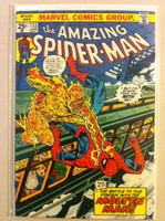 Spiderman #133 The Molten Man Jun 74 Very Fine