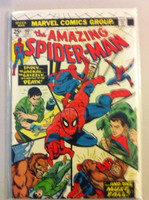 Spiderman #140 Glory Grant (1st app) Jan 75 Fine
