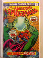 Spiderman #142 Mysterio Mar 75 Very Good Wear on cover; contents fine