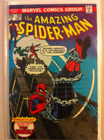 Spiderman #148 The Jackal Revealed Sep 75 Fine