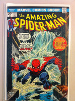 Spiderman #151 Spiderman Disposes of Clone Body Dec 75 Fine