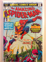 Spiderman #153 Deadliest Hundred Yards Feb 76 Very Fine