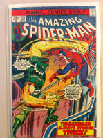 Spiderman #154 The Sandman Mar 76 Very Fine