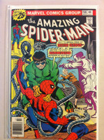Spiderman #158 Doctor Octopus and Hammerhead Jul 76 Near-Mint