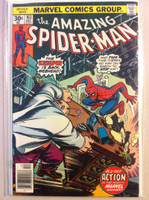 Spiderman #163 The Kingpin Dec 76 Very Good to Fine