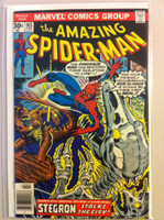 Spiderman #165 Stegron Feb 77 Very Fine