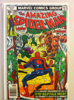 Spiderman #166 Reptile-Men Mar 77 Very Fine