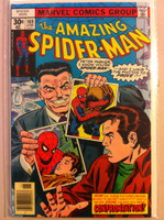 Spiderman #169 Jameson Jun 77 Near-Mint