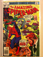 Spiderman #170 Doctor Faustus Jul 77 Near-Mint