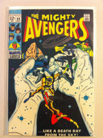 The Avengers #64 Death Ray May 69 (The Mighty Avengers) Very Good to Fine