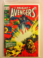 The Avengers #65 Swordsman Jun 69 (The Mighty Avengers) Very Good to Fine