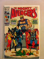 The Avengers #68 The Vision Sep 69 (The Mighty Avengers) Very Good to Fine