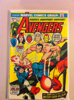 The Avengers #117 Sub-Mariner Nov 73 Very Good to Fine
