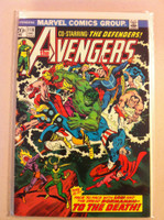 The Avengers #118 Dormammu Dec 73 Very Good to Fine