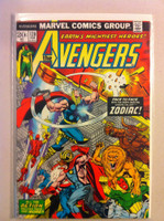 The Avengers #120 Zodiac Feb 74 Fine