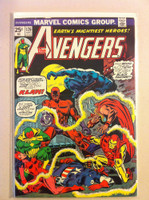 The Avengers #126 Klaw Aug 74 Very Good