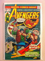 The Avengers #132 Kang Feb 75 Very Good to Fine