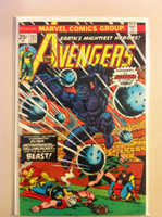The Avengers #137 Beast Jul 75 Very Good to Fine