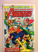 The Avengers #138 Strange Man Aug 75 Fine