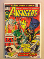 The Avengers #139 Prescription for Death Sep 75 Very Good to Fine