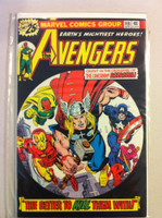 The Avengers #146 Assassin Apr 76 Very Good to Fine