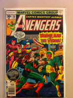 The Avengers #158 Wonder Man vs the Vision Apr 77 Very Good to Fine
