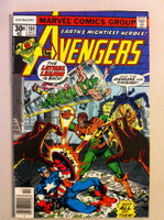 The Avengers #164 Lethal Legion Oct 77 Fine