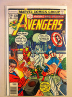 The Avengers #170 Guardians of the Galaxy Apr 78 Very Good to Fine