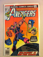 The Avengers #172 Holocaust in NY Harbor Jun 78 Very Good to Fine