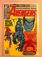 The Avengers #178 Night of the Beast Dec 78 Fine