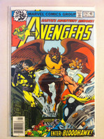 The Avengers #179 Bloodhawk Jan 79 Fine