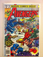 The Avengers #182 Many Faces of Evil Apr 79 Very Fine