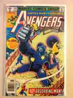 The Avengers #184 The Absorbing Man Jun 79 Fine