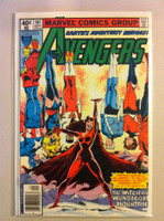 The Avengers #187 Witch of Wundagori Mountain Sep 79 Fine