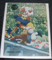 1953 NFL Program Eagles vs Cardinals Nov 21 1953 Excellent