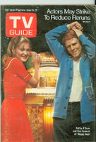 1974 TV Guide Jun 15 Happy Days (First Cover) Eastern Washington edition Very Good - No Mailing Label  [Wear and creasing on cover; contents fine]
