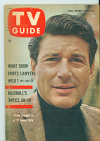 1960 TV Guide Apr 9 77 Sunset Strip Illinois edition Very Good to Excellent - No Mailing Label  [Lt wear on cover, contents fine]