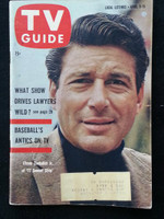 1960 TV Guide Apr 9 77 Sunset Strip Pittsburgh edition Excellent