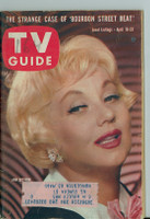 1960 TV Guide Apr 16 Ann Southern Eastern New England edition Excellent