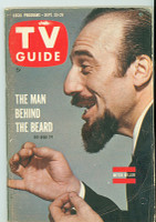 1961 TV Guide Sep 23 Mitch Miller Northern California edition Very Good to Excellent - No Mailing Label  [Lt scuffing along binding, cover wear and creasing; contents fine]