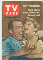 1962 TV Guide May 26 My Three Sons Oregon State edition Very Good to Excellent - No Mailing Label  [Wear on cover, # WRT in pencil in logo; contents fine]