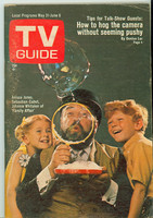 1969 TV Guide May 31 Family Affair Cleveland edition Very Good to Excellent - No Mailing Label  [Lt wear on cover, sl scuffing on cover; contents fine]