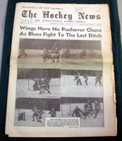 The Hockey News April 22, 1950 Excellent