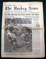 The Hockey News November 25, 1950 Excellent